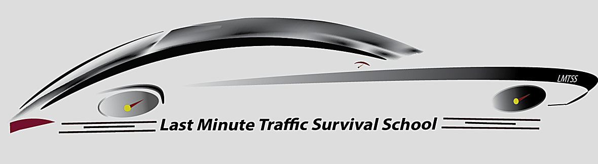 LAST MINUTE TRAFFIC SURVIVAL SCHOOL